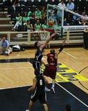 Kop FIBA Trentino: Portugal versus Nieuw Zeeland royalty-vrije stock afbeelding
