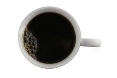 Kop met koffie Royalty-vrije Stock Afbeeldingen