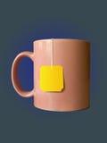 Kop met thee Stock Afbeeldingen