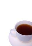 Kop thee die op een wit wordt geïsoleerd. Royalty-vrije Stock Foto