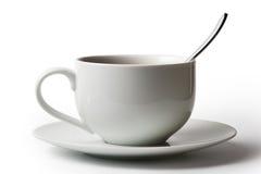Kop thee die op wit wordt geïsoleerde. Royalty-vrije Stock Afbeeldingen