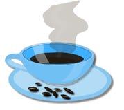 Kop van cofee royalty-vrije illustratie