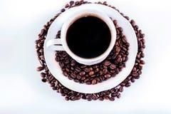 Kop van coffe Stock Afbeelding