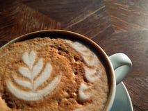 Kop 1 van de koffie Royalty-vrije Stock Afbeelding