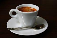 Kop van koffie Royalty-vrije Stock Fotografie
