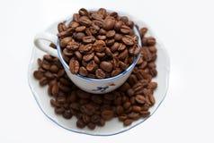 Kop van koffie Stock Foto