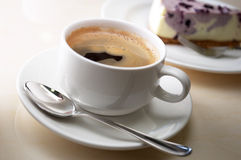 Kop van koffie Royalty-vrije Stock Afbeelding