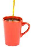 Kop van koffie 4 Stock Foto's