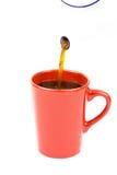 Kop van koffie 2 Stock Afbeeldingen