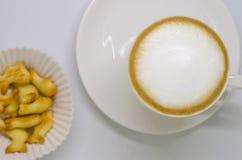 Kop van koffie, americano Royalty-vrije Stock Foto