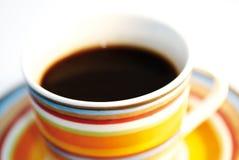 Kop van koffie II stock afbeelding