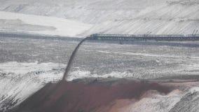 Kopalni Węgla ekskawacja zdjęcie wideo