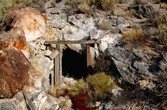kopalnia miedzi świat Zdjęcia Royalty Free