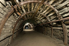 kopalnia węgla nowożytna Obrazy Stock