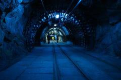 kopalnia węgla Zdjęcie Stock