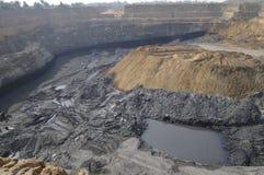 Kopalnia Węgla. Obraz Stock