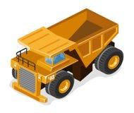 kopalnictwo duży ciężarówka Zdjęcie Royalty Free