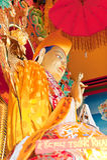Kopan monastery Royalty Free Stock Image