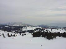 Kopaonik berg Arkivfoto