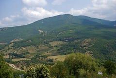 Kopaonik berg, Kosovo royaltyfri bild