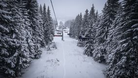 Kopaonik mountain royalty free stock photography