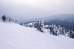 Kopaonik ski slope Stock Image