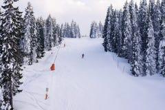 Kopaonik ski slope Stock Photo