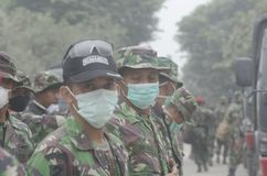 KOPASSUS HUMANITARIAN MISSION Stock Photos
