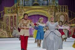 Kopciuszek i Princesses Obrazy Stock