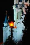 Kopciuszek kasztel przy Walt Disney światem Obrazy Stock