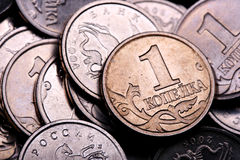 Kopecks Royalty Free Stock Photos