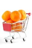 Kopend gezond voedsel stock foto
