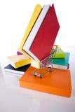 Kopende boeken Stock Foto's