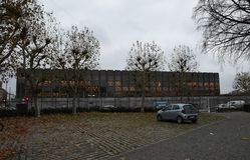 Kopenhaga, Dani 13/ Listopad 2018 Dani ` s bank narodowy w duńskim kapitale Kopenhaga Dani fotografia Francis Joseph zdjęcia royalty free