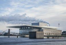 Kopenhaga, Dani - opera zdjęcia royalty free