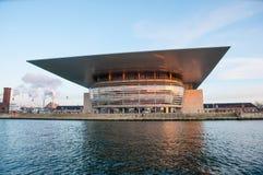 Kopenhaga opera fotografia royalty free