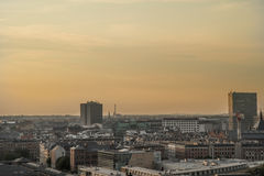 Kopenhaga widok Obrazy Royalty Free