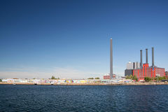 Kopenhagen,丹麦 免版税库存图片