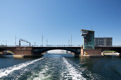 Kopenhagen, Дания Стоковое Фото