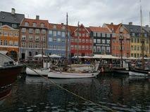 Kopenhagen стоковое фото rf