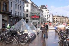 Kopenhagen Stock Afbeelding
