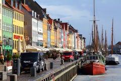Kopenhagen Stockfoto