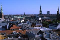 Kopenhagen Royalty-vrije Stock Afbeeldingen