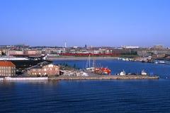 Kopenhagen. royalty-vrije stock afbeeldingen