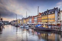Kopenhagen royalty-vrije stock foto