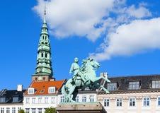 kopenhagen Royalty-vrije Stock Foto's