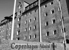 Kopenhagen-Admiral Hotel Lizenzfreies Stockfoto