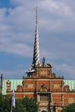 Kopenhagen-Börse Stockfoto