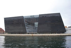 Kopenhagen-Bibliothek Lizenzfreie Stockbilder