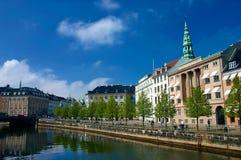 Kopenhagen borse stockbilder
